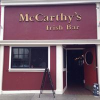 McCarthy's Irish Bar (SF)